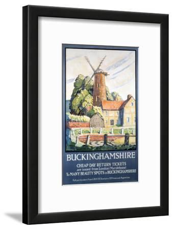 Buckinghamshire, LNER, c.1932
