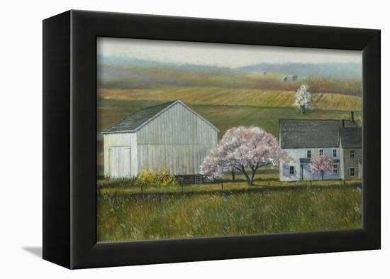 Bucks Co Spring-Jerry Cable-Framed Premier Image Canvas