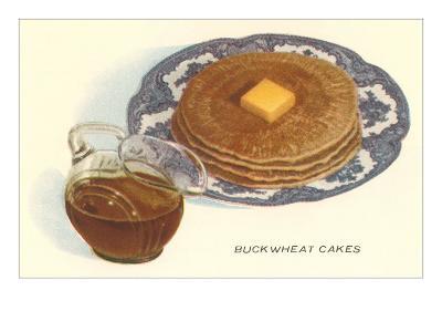 Buckwheat Cakes--Art Print