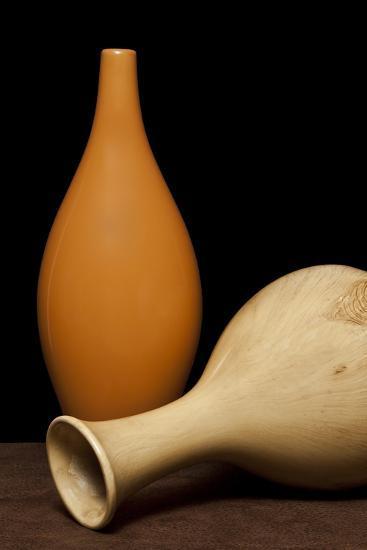 Bud Vases II-C^ McNemar-Photographic Print