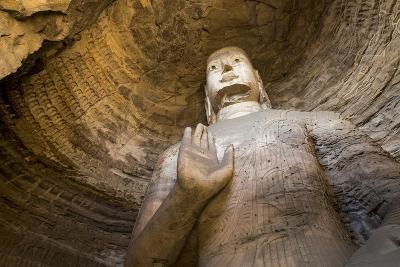 Buddha Caves, Datong, Shanxi Province, China-Paul Souders-Photographic Print