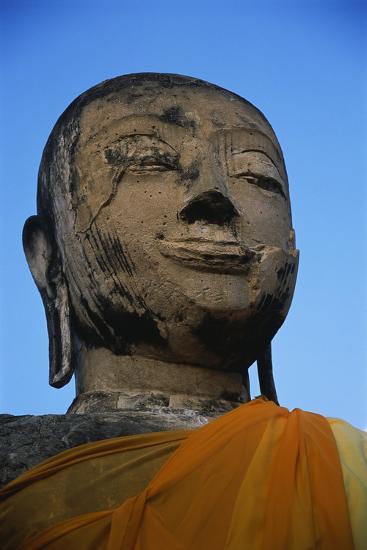 Buddha Head-Macduff Everton-Photographic Print