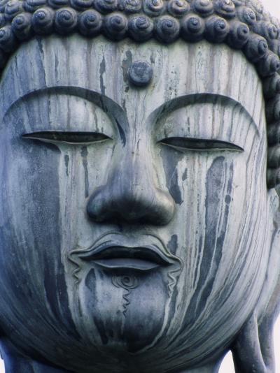 Buddha Statue Japan--Photographic Print