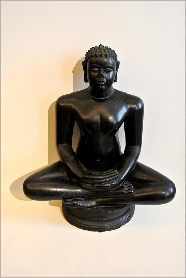 Buddha Statue--Art Print