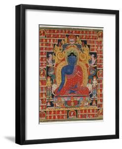 Buddha, the Supreme Healer