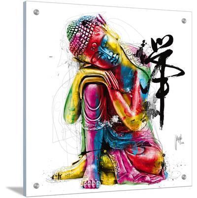 Buddha-Patrice Murciano-Art on Acrylic