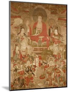 Buddhas, 1675