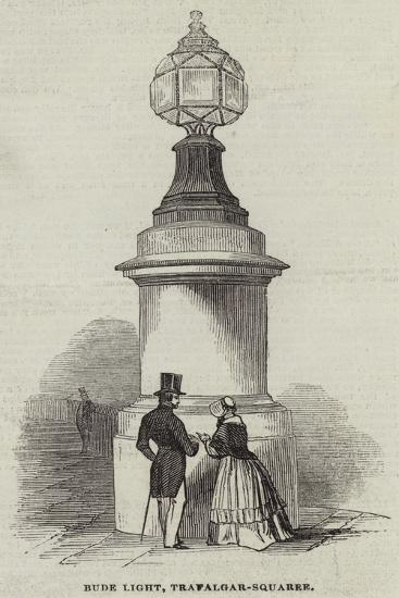 Bude Light, Trafalgar-Square--Giclee Print