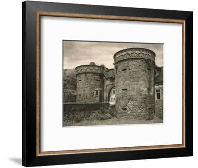 'Budingen - Jerusalemer Tor', 1931-Kurt Hielscher-Framed Photographic Print