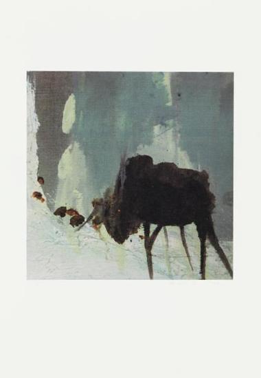 Büffel-Stephanie Abben-Limited Edition