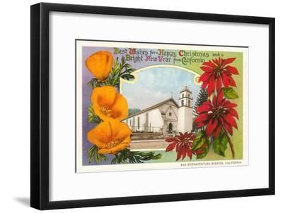 Buenaventura Mission, California