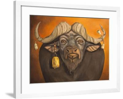 Buffalo Bells-Leah Saulnier-Framed Giclee Print