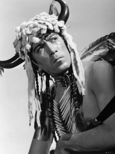 Buffalo Bill, 1944--Photographic Print