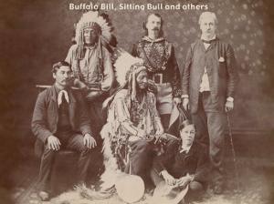 Buffalo Bill, Sitting Bull, and Others