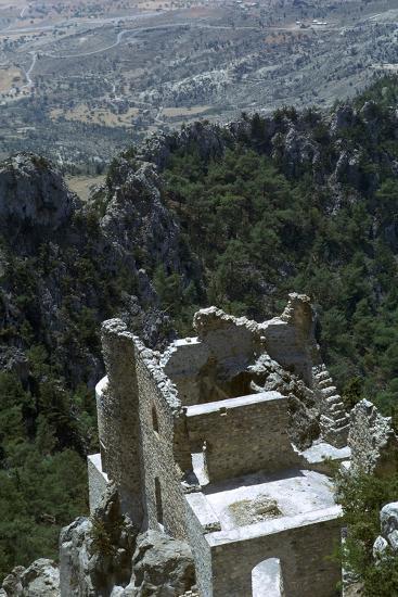Buffavento Castle, 11th century-Unknown-Photographic Print