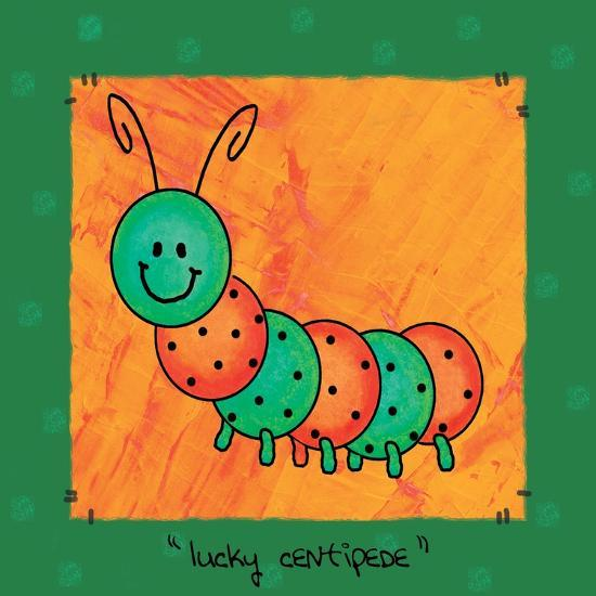 Bug Colors 05-Maria Trad-Giclee Print