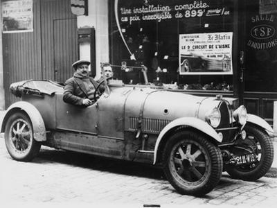 Bugatti, 1932