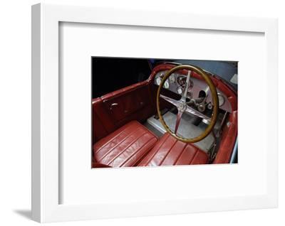 Bugatti Brescia 1924-Simon Clay-Framed Photographic Print