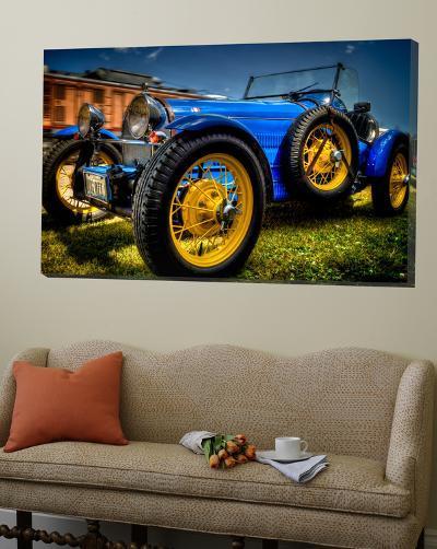 Bugatti-Stephen Arens-Loft Art