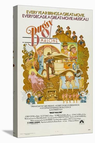 Bugsy Malone, 1976--Stretched Canvas Print