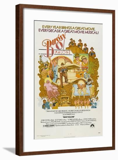 Bugsy Malone, 1976--Framed Giclee Print