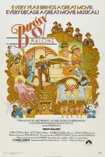 Bugsy Malone, 1976--Giclee Print