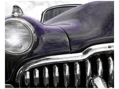 Buick Eight-Richard James-Art Print