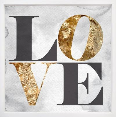 Build on Love Stone Framed Art--Home Accessories