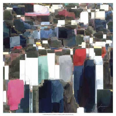 Building Block Tile I-James Burghardt-Giclee Print