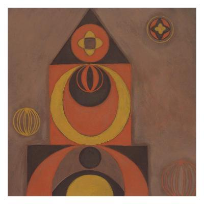 Building Blocks 2-Margaret Reule-Art Print