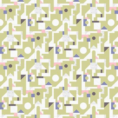 Building Blocks-Laurence Lavallee-Giclee Print
