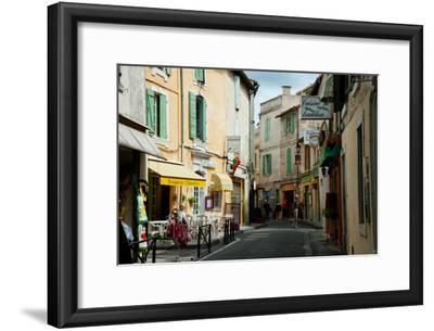 Buildings Along a Street, Rue Porte De Laure, Arles, Bouches-Du-Rhone