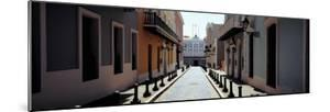 Buildings Along the Alley, Old San Juan, San Juan, Puerto Rico