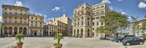 Buildings at San Francisco Square, Havana, Cuba