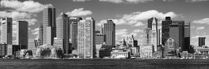 Buildings at the waterfront, Boston, Massachusetts, USA