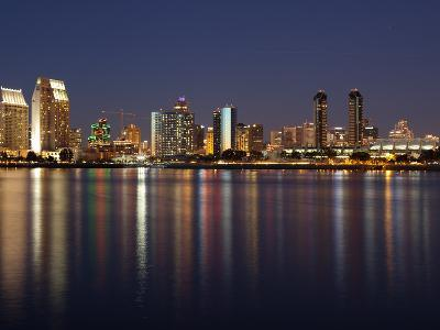 Buildings at the Waterfront, San Diego, California, USA--Photographic Print