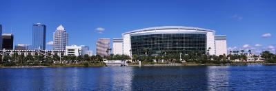 Buildings at the Waterfront, St. Pete Times Forum, Tampa, Florida, USA--Photographic Print