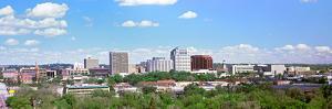 Buildings in a City, Colorado Springs, Colorado, USA 2012