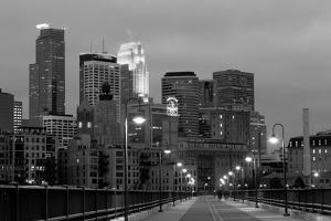 Buildings in a city, Minneapolis, Minnesota, USA