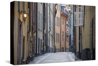 Buildings in Old Town, Gamla Stan, Stockholm, Sweden