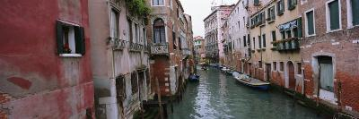 Buildings on Both Sides of a Canal, Grand Canal, Venice, Italy--Photographic Print