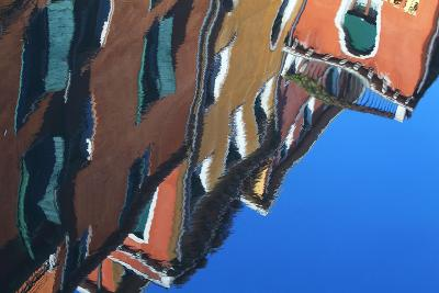 Buildings Reflecting On the Surface of the Canal Water-Joe Petersburger-Photographic Print