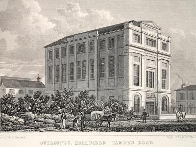 Buildings-Thomas Hosmer Shepherd-Giclee Print