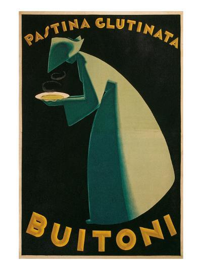 Buitoni Pasta Advertisement--Art Print