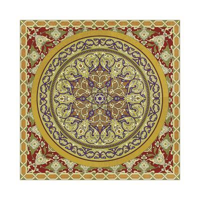Bukhara II-Paula Scaletta-Giclee Print