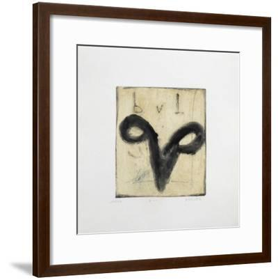 BuL-Alexis Gorodine-Framed Limited Edition
