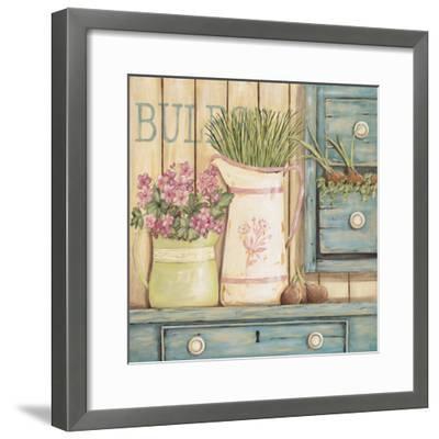 Bulbs-Jo Moulton-Framed Premium Giclee Print