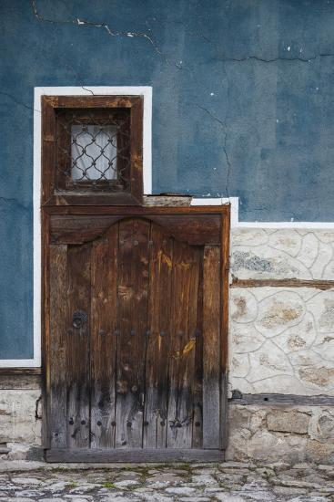 Bulgaria, Koprivshtitsa, Bulgarian National Revival-Style House-Walter Bibikow-Photographic Print
