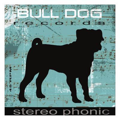 Bull Dog-Taylor Greene-Art Print