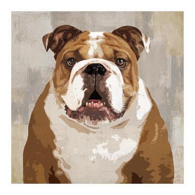 Bulldog-Keri Rodgers-Giclee Print